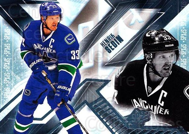 2013-14 Spx #6 Henrik Sedin<br/>2 In Stock - $1.00 each - <a href=https://centericecollectibles.foxycart.com/cart?name=2013-14%20Spx%20%236%20Henrik%20Sedin...&quantity_max=2&price=$1.00&code=637329 class=foxycart> Buy it now! </a>