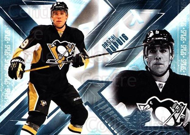 2013-14 Spx #26 Pascal Dupuis<br/>2 In Stock - $1.00 each - <a href=https://centericecollectibles.foxycart.com/cart?name=2013-14%20Spx%20%2326%20Pascal%20Dupuis...&quantity_max=2&price=$1.00&code=637349 class=foxycart> Buy it now! </a>