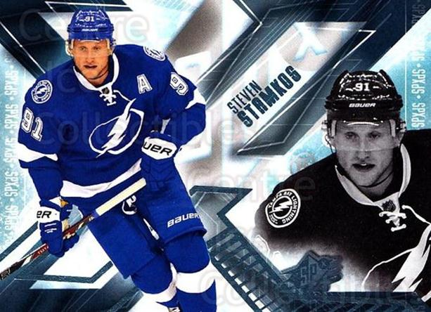 2013-14 Spx #31 Steven Stamkos<br/>1 In Stock - $1.00 each - <a href=https://centericecollectibles.foxycart.com/cart?name=2013-14%20Spx%20%2331%20Steven%20Stamkos...&price=$1.00&code=637354 class=foxycart> Buy it now! </a>