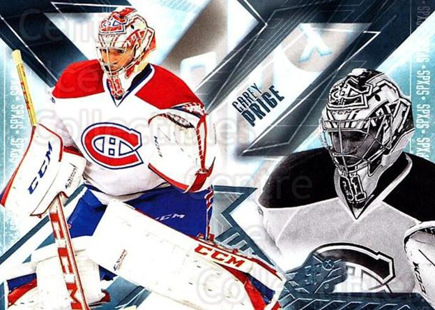2013-14 Spx #35 Carey Price<br/>1 In Stock - $1.00 each - <a href=https://centericecollectibles.foxycart.com/cart?name=2013-14%20Spx%20%2335%20Carey%20Price...&price=$1.00&code=637358 class=foxycart> Buy it now! </a>