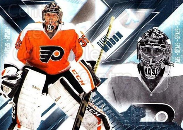 2013-14 Spx #53 Steve Mason<br/>2 In Stock - $1.00 each - <a href=https://centericecollectibles.foxycart.com/cart?name=2013-14%20Spx%20%2353%20Steve%20Mason...&quantity_max=2&price=$1.00&code=637376 class=foxycart> Buy it now! </a>