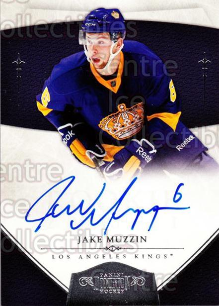2010-11 Dominion #184 Jake Muzzin<br/>1 In Stock - $10.00 each - <a href=https://centericecollectibles.foxycart.com/cart?name=2010-11%20Dominion%20%23184%20Jake%20Muzzin...&price=$10.00&code=637956 class=foxycart> Buy it now! </a>