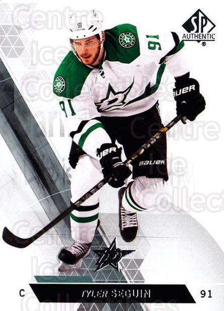 2013-14 Sp Authentic #14 Tyler Seguin<br/>9 In Stock - $1.00 each - <a href=https://centericecollectibles.foxycart.com/cart?name=2013-14%20Sp%20Authentic%20%2314%20Tyler%20Seguin...&quantity_max=9&price=$1.00&code=639291 class=foxycart> Buy it now! </a>