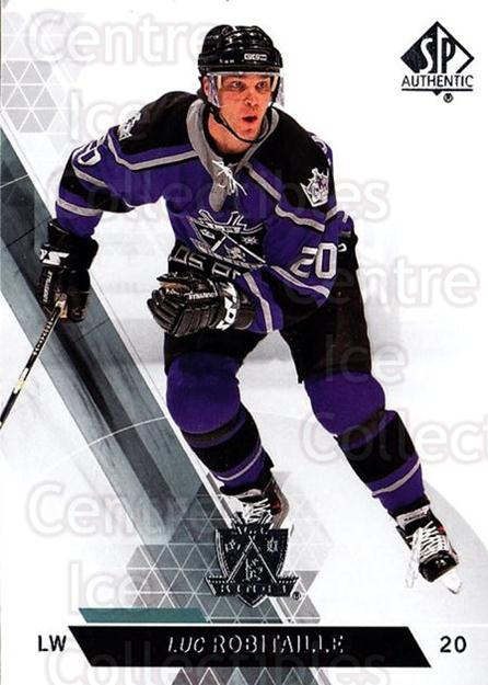 2013-14 Sp Authentic #42 Luc Robitaille<br/>6 In Stock - $1.00 each - <a href=https://centericecollectibles.foxycart.com/cart?name=2013-14%20Sp%20Authentic%20%2342%20Luc%20Robitaille...&quantity_max=6&price=$1.00&code=639319 class=foxycart> Buy it now! </a>