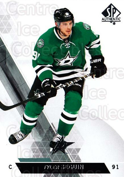 2013-14 Sp Authentic #148 Tyler Seguin<br/>9 In Stock - $1.00 each - <a href=https://centericecollectibles.foxycart.com/cart?name=2013-14%20Sp%20Authentic%20%23148%20Tyler%20Seguin...&quantity_max=9&price=$1.00&code=639425 class=foxycart> Buy it now! </a>
