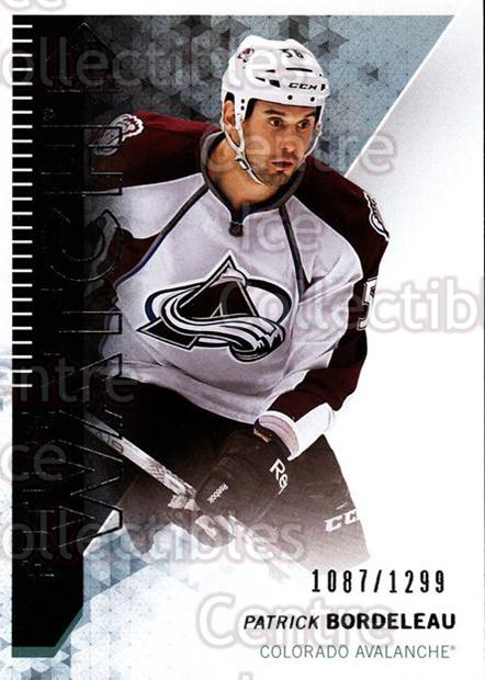 2013-14 Sp Authentic #215 Patrick Bordeleau<br/>3 In Stock - $5.00 each - <a href=https://centericecollectibles.foxycart.com/cart?name=2013-14%20Sp%20Authentic%20%23215%20Patrick%20Bordele...&quantity_max=3&price=$5.00&code=639492 class=foxycart> Buy it now! </a>