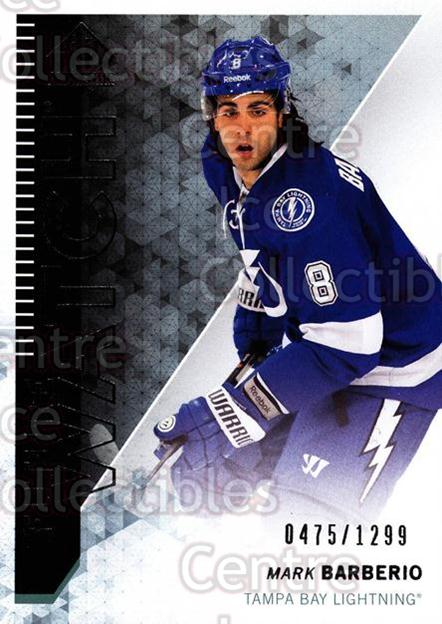 2013-14 Sp Authentic #218 Mark Barberio<br/>4 In Stock - $5.00 each - <a href=https://centericecollectibles.foxycart.com/cart?name=2013-14%20Sp%20Authentic%20%23218%20Mark%20Barberio...&quantity_max=4&price=$5.00&code=639495 class=foxycart> Buy it now! </a>