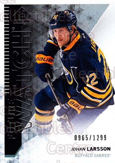 2013-14 Sp Authentic #240 Johan Larsson<br/>1 In Stock - $5.00 each - <a href=https://centericecollectibles.foxycart.com/cart?name=2013-14%20Sp%20Authentic%20%23240%20Johan%20Larsson...&quantity_max=1&price=$5.00&code=639517 class=foxycart> Buy it now! </a>