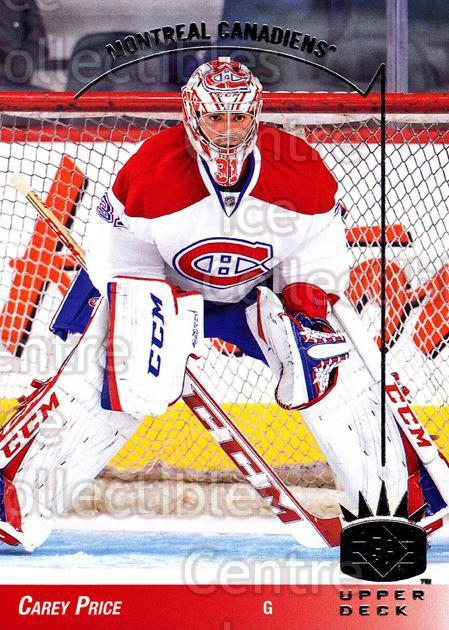 2013-14 SP Authentic SP Retro #28 Carey Price<br/>1 In Stock - $3.00 each - <a href=https://centericecollectibles.foxycart.com/cart?name=2013-14%20SP%20Authentic%20SP%20Retro%20%2328%20Carey%20Price...&price=$3.00&code=639638 class=foxycart> Buy it now! </a>