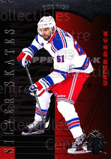 2013-14 SP Authentic SP Retro Silver Skates #6 Rick Nash<br/>2 In Stock - $2.00 each - <a href=https://centericecollectibles.foxycart.com/cart?name=2013-14%20SP%20Authentic%20SP%20Retro%20Silver%20Skates%20%236%20Rick%20Nash...&quantity_max=2&price=$2.00&code=639676 class=foxycart> Buy it now! </a>