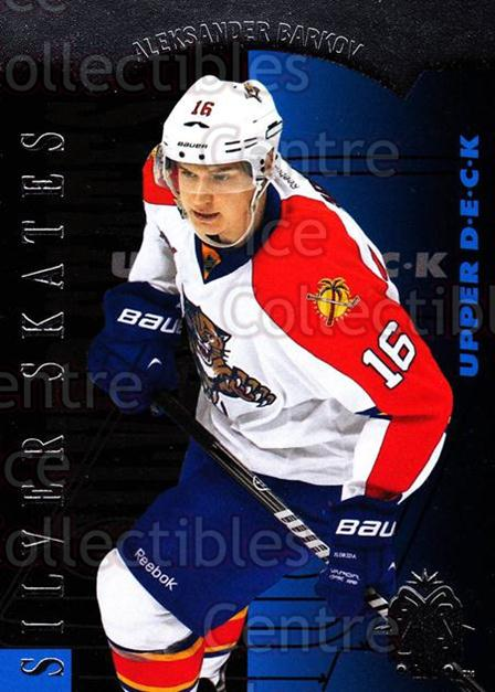 2013-14 SP Authentic SP Retro Silver Skates #27 Aleksander Barkov<br/>5 In Stock - $2.00 each - <a href=https://centericecollectibles.foxycart.com/cart?name=2013-14%20SP%20Authentic%20SP%20Retro%20Silver%20Skates%20%2327%20Aleksander%20Bark...&quantity_max=5&price=$2.00&code=639697 class=foxycart> Buy it now! </a>