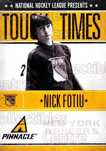 2010-11 Pinnacle Tough Times #NF Nick Fotiu<br/>1 In Stock - $2.00 each - <a href=https://centericecollectibles.foxycart.com/cart?name=2010-11%20Pinnacle%20Tough%20Times%20%23NF%20Nick%20Fotiu...&quantity_max=1&price=$2.00&code=639756 class=foxycart> Buy it now! </a>