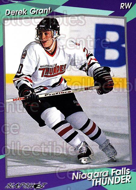 1993-94 Niagara Falls Thunder #14 Derek Grant<br/>4 In Stock - $3.00 each - <a href=https://centericecollectibles.foxycart.com/cart?name=1993-94%20Niagara%20Falls%20Thunder%20%2314%20Derek%20Grant...&quantity_max=4&price=$3.00&code=6399 class=foxycart> Buy it now! </a>