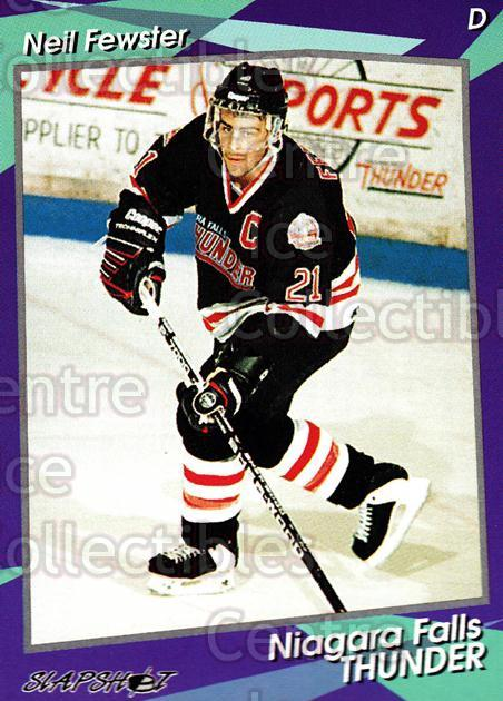 1993-94 Niagara Falls Thunder #15 Neil Fewster<br/>3 In Stock - $3.00 each - <a href=https://centericecollectibles.foxycart.com/cart?name=1993-94%20Niagara%20Falls%20Thunder%20%2315%20Neil%20Fewster...&quantity_max=3&price=$3.00&code=6400 class=foxycart> Buy it now! </a>