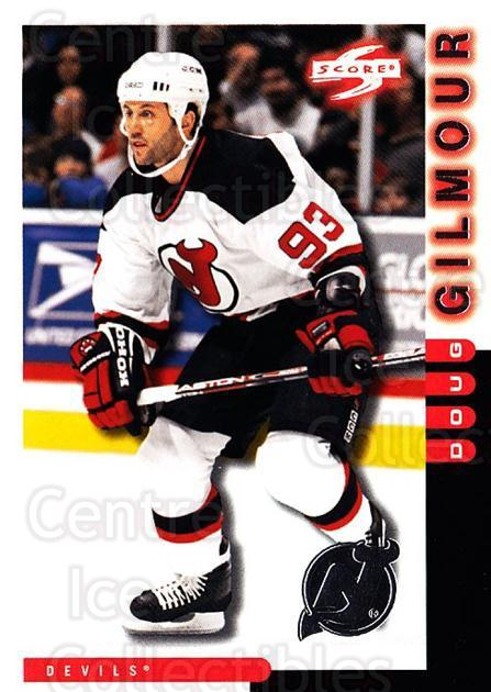 1997-98 Score New Jersey Devils #1 Doug Gilmour<br/>4 In Stock - $2.00 each - <a href=https://centericecollectibles.foxycart.com/cart?name=1997-98%20Score%20New%20Jersey%20Devils%20%231%20Doug%20Gilmour...&quantity_max=4&price=$2.00&code=64015 class=foxycart> Buy it now! </a>