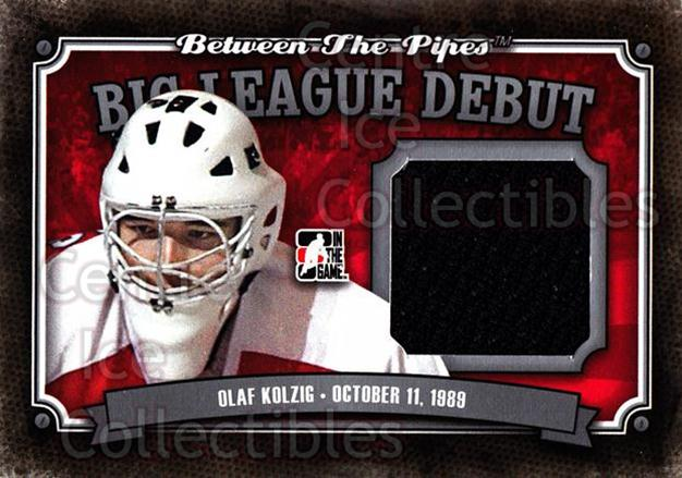 2013-14 Between the Pipes Big League Debut Jersey Silver #17 Olaf Kolzig<br/>1 In Stock - $5.00 each - <a href=https://centericecollectibles.foxycart.com/cart?name=2013-14%20Between%20the%20Pipes%20Big%20League%20Debut%20Jersey%20Silver%20%2317%20Olaf%20Kolzig...&quantity_max=1&price=$5.00&code=640719 class=foxycart> Buy it now! </a>