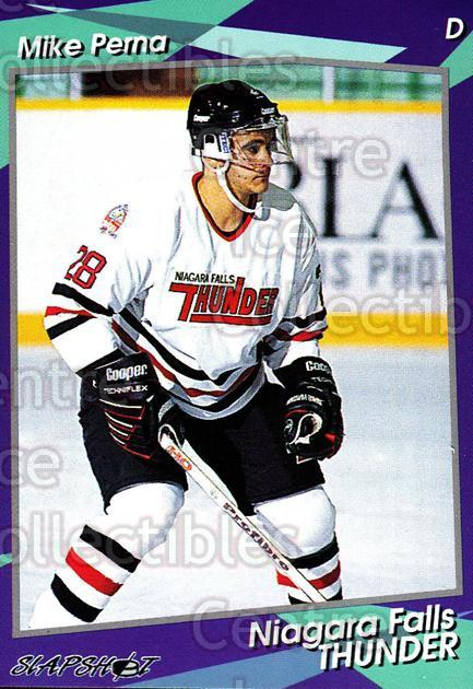 1993-94 Niagara Falls Thunder #24 Mike Perna<br/>5 In Stock - $3.00 each - <a href=https://centericecollectibles.foxycart.com/cart?name=1993-94%20Niagara%20Falls%20Thunder%20%2324%20Mike%20Perna...&quantity_max=5&price=$3.00&code=6409 class=foxycart> Buy it now! </a>