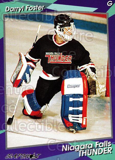 1993-94 Niagara Falls Thunder #3 Darryl Foster<br/>5 In Stock - $3.00 each - <a href=https://centericecollectibles.foxycart.com/cart?name=1993-94%20Niagara%20Falls%20Thunder%20%233%20Darryl%20Foster...&quantity_max=5&price=$3.00&code=6413 class=foxycart> Buy it now! </a>