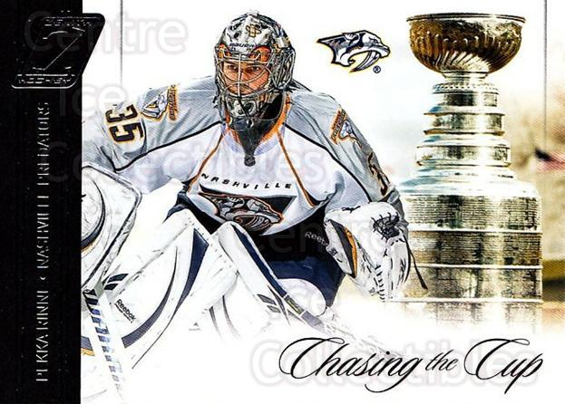 2010-11 Zenith Chasing The Cup #5 Pekka Rinne, Stanley Cup<br/>1 In Stock - $3.00 each - <a href=https://centericecollectibles.foxycart.com/cart?name=2010-11%20Zenith%20Chasing%20The%20Cup%20%235%20Pekka%20Rinne,%20St...&quantity_max=1&price=$3.00&code=642967 class=foxycart> Buy it now! </a>