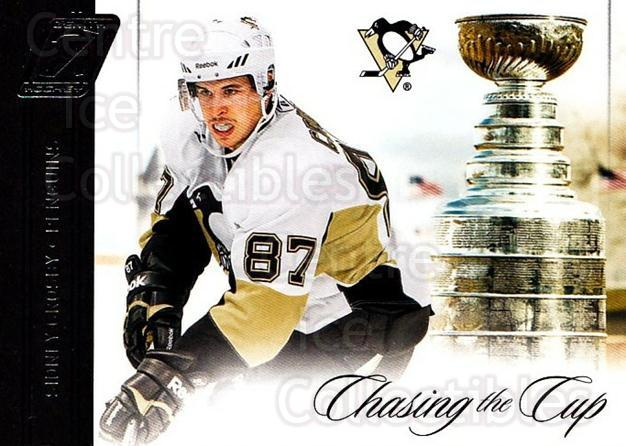 2010-11 Zenith Chasing The Cup #15 Sidney Crosby, Stanley Cup<br/>1 In Stock - $10.00 each - <a href=https://centericecollectibles.foxycart.com/cart?name=2010-11%20Zenith%20Chasing%20The%20Cup%20%2315%20Sidney%20Crosby,%20...&quantity_max=1&price=$10.00&code=642977 class=foxycart> Buy it now! </a>