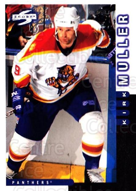 1997-98 Score #105 Kirk Muller<br/>4 In Stock - $1.00 each - <a href=https://centericecollectibles.foxycart.com/cart?name=1997-98%20Score%20%23105%20Kirk%20Muller...&quantity_max=4&price=$1.00&code=64308 class=foxycart> Buy it now! </a>