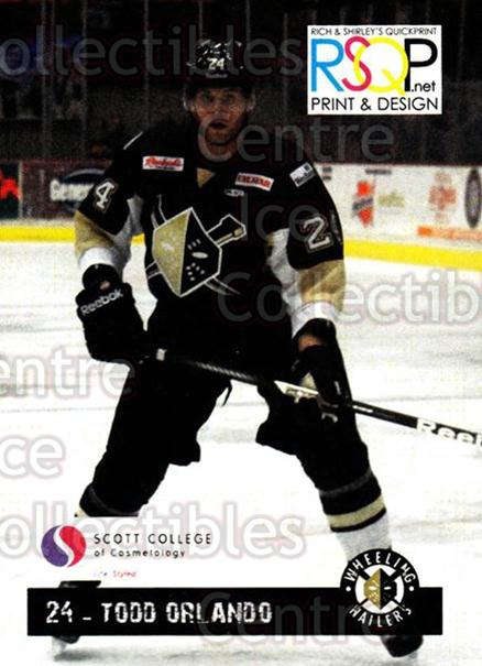 2012-13 Wheeling Nailers Giveaway #17 Todd Orlando<br/>1 In Stock - $3.00 each - <a href=https://centericecollectibles.foxycart.com/cart?name=2012-13%20Wheeling%20Nailers%20Giveaway%20%2317%20Todd%20Orlando...&quantity_max=1&price=$3.00&code=643212 class=foxycart> Buy it now! </a>