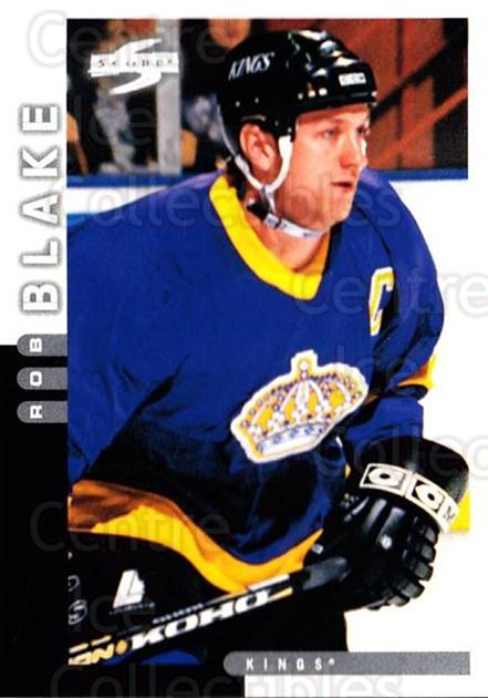 1997-98 Score #148 Rob Blake<br/>4 In Stock - $1.00 each - <a href=https://centericecollectibles.foxycart.com/cart?name=1997-98%20Score%20%23148%20Rob%20Blake...&quantity_max=4&price=$1.00&code=64331 class=foxycart> Buy it now! </a>