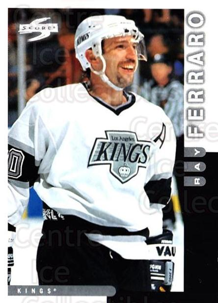 1997-98 Score #169 Ray Ferraro<br/>5 In Stock - $1.00 each - <a href=https://centericecollectibles.foxycart.com/cart?name=1997-98%20Score%20%23169%20Ray%20Ferraro...&quantity_max=5&price=$1.00&code=64340 class=foxycart> Buy it now! </a>