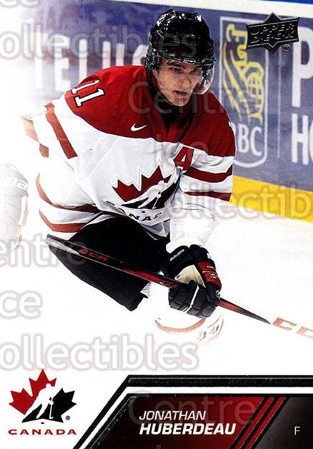 2013-14 Upper Deck Team Canada #138 Jonathan Huberdeau<br/>7 In Stock - $2.00 each - <a href=https://centericecollectibles.foxycart.com/cart?name=2013-14%20Upper%20Deck%20Team%20Canada%20%23138%20Jonathan%20Huberd...&quantity_max=7&price=$2.00&code=643523 class=foxycart> Buy it now! </a>