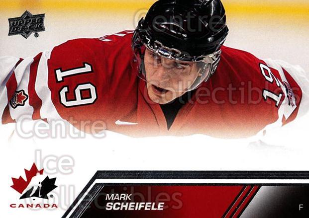2013-14 Upper Deck Team Canada #157 Mark Scheifele<br/>7 In Stock - $2.00 each - <a href=https://centericecollectibles.foxycart.com/cart?name=2013-14%20Upper%20Deck%20Team%20Canada%20%23157%20Mark%20Scheifele...&quantity_max=7&price=$2.00&code=643542 class=foxycart> Buy it now! </a>