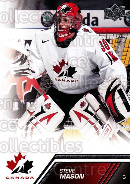 2013-14 Upper Deck Team Canada #184 Steve Mason<br/>2 In Stock - $2.00 each - <a href=https://centericecollectibles.foxycart.com/cart?name=2013-14%20Upper%20Deck%20Team%20Canada%20%23184%20Steve%20Mason...&quantity_max=2&price=$2.00&code=643569 class=foxycart> Buy it now! </a>