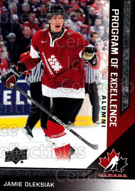 2013-14 Upper Deck Team Canada #203 Jamie Oleksiak<br/>5 In Stock - $2.00 each - <a href=https://centericecollectibles.foxycart.com/cart?name=2013-14%20Upper%20Deck%20Team%20Canada%20%23203%20Jamie%20Oleksiak...&quantity_max=5&price=$2.00&code=643588 class=foxycart> Buy it now! </a>