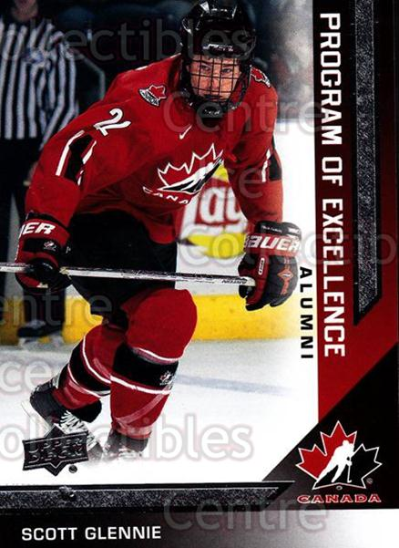 2013-14 Upper Deck Team Canada #204 Scott Glennie<br/>4 In Stock - $2.00 each - <a href=https://centericecollectibles.foxycart.com/cart?name=2013-14%20Upper%20Deck%20Team%20Canada%20%23204%20Scott%20Glennie...&quantity_max=4&price=$2.00&code=643589 class=foxycart> Buy it now! </a>