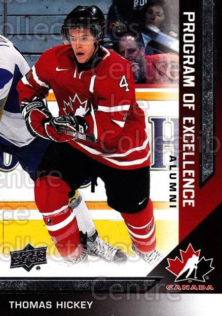 2013-14 Upper Deck Team Canada #209 Thomas Hickey<br/>5 In Stock - $2.00 each - <a href=https://centericecollectibles.foxycart.com/cart?name=2013-14%20Upper%20Deck%20Team%20Canada%20%23209%20Thomas%20Hickey...&quantity_max=5&price=$2.00&code=643594 class=foxycart> Buy it now! </a>