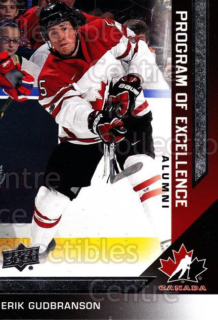2013-14 Upper Deck Team Canada #212 Erik Gudbranson<br/>5 In Stock - $2.00 each - <a href=https://centericecollectibles.foxycart.com/cart?name=2013-14%20Upper%20Deck%20Team%20Canada%20%23212%20Erik%20Gudbranson...&quantity_max=5&price=$2.00&code=643597 class=foxycart> Buy it now! </a>