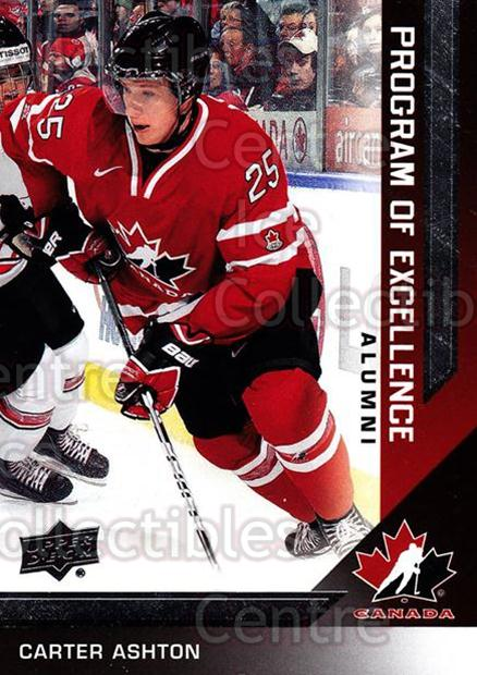 2013-14 Upper Deck Team Canada #214 Carter Ashton<br/>6 In Stock - $2.00 each - <a href=https://centericecollectibles.foxycart.com/cart?name=2013-14%20Upper%20Deck%20Team%20Canada%20%23214%20Carter%20Ashton...&quantity_max=6&price=$2.00&code=643599 class=foxycart> Buy it now! </a>
