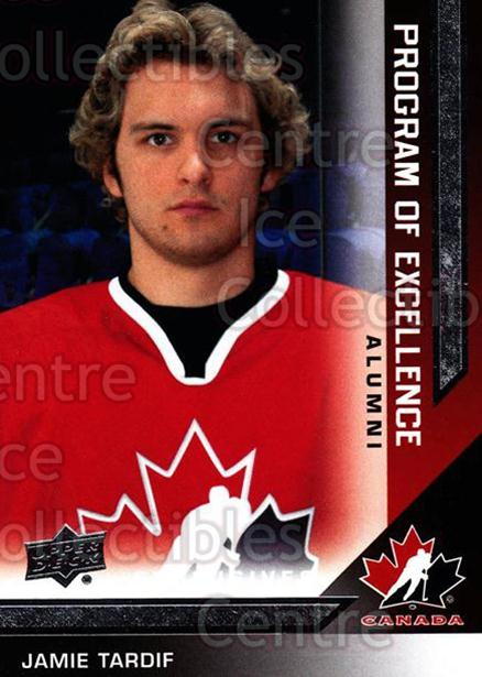 2013-14 Upper Deck Team Canada #216 Jamie Tardif<br/>2 In Stock - $3.00 each - <a href=https://centericecollectibles.foxycart.com/cart?name=2013-14%20Upper%20Deck%20Team%20Canada%20%23216%20Jamie%20Tardif...&quantity_max=2&price=$3.00&code=643601 class=foxycart> Buy it now! </a>