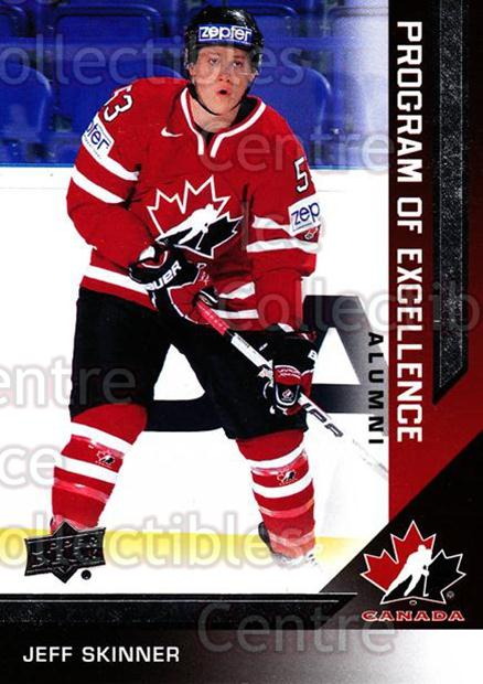 2013-14 Upper Deck Team Canada #225 Jeff Skinner<br/>3 In Stock - $2.00 each - <a href=https://centericecollectibles.foxycart.com/cart?name=2013-14%20Upper%20Deck%20Team%20Canada%20%23225%20Jeff%20Skinner...&quantity_max=3&price=$2.00&code=643610 class=foxycart> Buy it now! </a>