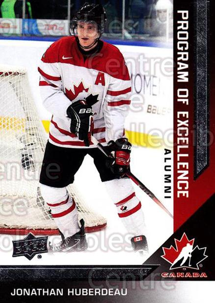 2013-14 Upper Deck Team Canada #230 Jonathan Huberdeau<br/>4 In Stock - $2.00 each - <a href=https://centericecollectibles.foxycart.com/cart?name=2013-14%20Upper%20Deck%20Team%20Canada%20%23230%20Jonathan%20Huberd...&quantity_max=4&price=$2.00&code=643615 class=foxycart> Buy it now! </a>