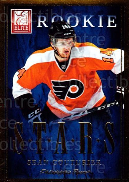 2011-12 Elite Rookie Stars #4 Sean Couturier<br/>2 In Stock - $3.00 each - <a href=https://centericecollectibles.foxycart.com/cart?name=2011-12%20Elite%20Rookie%20Stars%20%234%20Sean%20Couturier...&quantity_max=2&price=$3.00&code=643700 class=foxycart> Buy it now! </a>