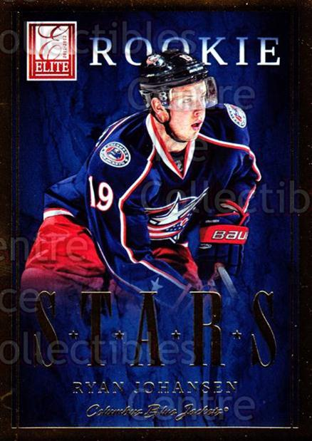 2011-12 Elite Rookie Stars #10 Ryan Johansen<br/>1 In Stock - $3.00 each - <a href=https://centericecollectibles.foxycart.com/cart?name=2011-12%20Elite%20Rookie%20Stars%20%2310%20Ryan%20Johansen...&quantity_max=1&price=$3.00&code=643706 class=foxycart> Buy it now! </a>