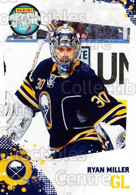 2010-11 Prestige Player of the Day #PODRM Ryan Miller<br/>3 In Stock - $3.00 each - <a href=https://centericecollectibles.foxycart.com/cart?name=2010-11%20Prestige%20Player%20of%20the%20Day%20%23PODRM%20Ryan%20Miller...&quantity_max=3&price=$3.00&code=643709 class=foxycart> Buy it now! </a>