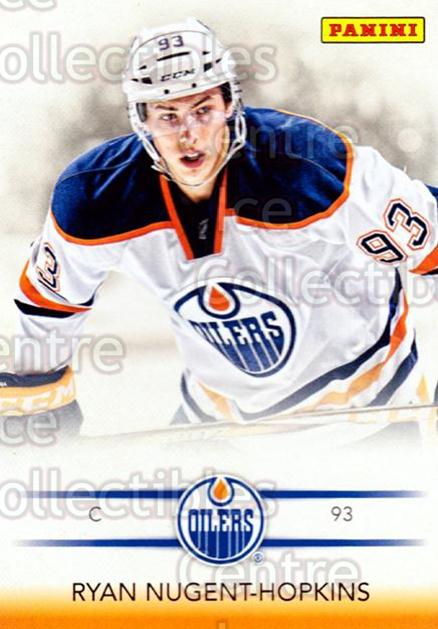 2012-13 Panini Toronto Fall Expo #12 Ryan Nugent-Hopkins<br/>2 In Stock - $3.00 each - <a href=https://centericecollectibles.foxycart.com/cart?name=2012-13%20Panini%20Toronto%20Fall%20Expo%20%2312%20Ryan%20Nugent-Hop...&price=$3.00&code=643741 class=foxycart> Buy it now! </a>
