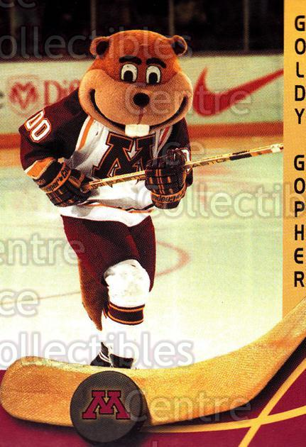 2000-01 Minnesota Golden Gophers #5 Mascot<br/>2 In Stock - $3.00 each - <a href=https://centericecollectibles.foxycart.com/cart?name=2000-01%20Minnesota%20Golden%20Gophers%20%235%20Mascot...&quantity_max=2&price=$3.00&code=643798 class=foxycart> Buy it now! </a>