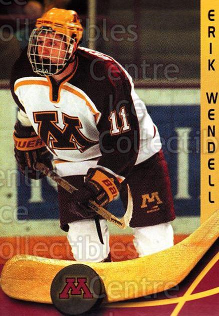 2000-01 Minnesota Golden Gophers #28 Erik Westrum<br/>1 In Stock - $3.00 each - <a href=https://centericecollectibles.foxycart.com/cart?name=2000-01%20Minnesota%20Golden%20Gophers%20%2328%20Erik%20Westrum...&quantity_max=1&price=$3.00&code=643821 class=foxycart> Buy it now! </a>