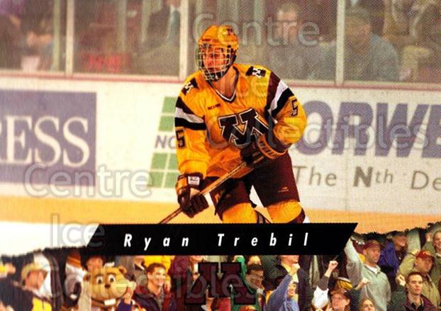 1998-99 Minnesota Golden Gophers #21 Ryan Trebil<br/>1 In Stock - $3.00 each - <a href=https://centericecollectibles.foxycart.com/cart?name=1998-99%20Minnesota%20Golden%20Gophers%20%2321%20Ryan%20Trebil...&quantity_max=1&price=$3.00&code=643842 class=foxycart> Buy it now! </a>