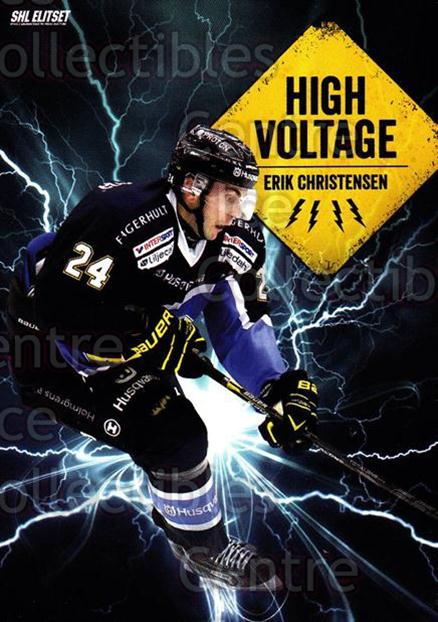 2014-15 Swedish Elitset High Voltage #24 Erik Christensen<br/>3 In Stock - $3.00 each - <a href=https://centericecollectibles.foxycart.com/cart?name=2014-15%20Swedish%20Elitset%20High%20Voltage%20%2324%20Erik%20Christense...&price=$3.00&code=644110 class=foxycart> Buy it now! </a>