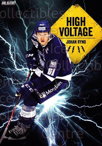 2014-15 Swedish Elitset High Voltage #25 Johan Ryno<br/>3 In Stock - $3.00 each - <a href=https://centericecollectibles.foxycart.com/cart?name=2014-15%20Swedish%20Elitset%20High%20Voltage%20%2325%20Johan%20Ryno...&quantity_max=3&price=$3.00&code=644111 class=foxycart> Buy it now! </a>