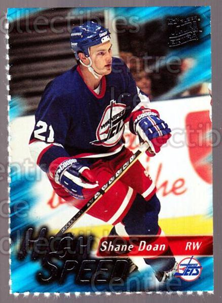 1995-96 Ultra Promos #2 Shane Doan<br/>9 In Stock - $3.00 each - <a href=https://centericecollectibles.foxycart.com/cart?name=1995-96%20Ultra%20Promos%20%232%20Shane%20Doan...&quantity_max=9&price=$3.00&code=644361 class=foxycart> Buy it now! </a>