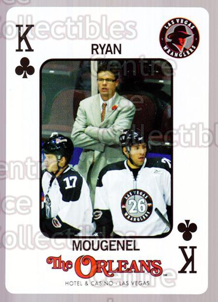 2010-11 Las Vegas Wranglers Playing Card #52 Ryan Mougenel<br/>1 In Stock - $3.00 each - <a href=https://centericecollectibles.foxycart.com/cart?name=2010-11%20Las%20Vegas%20Wranglers%20Playing%20Card%20%2352%20Ryan%20Mougenel...&quantity_max=1&price=$3.00&code=644502 class=foxycart> Buy it now! </a>
